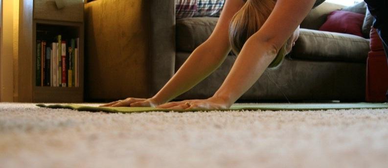 Dla wygodnych – wykładzina dywanowa